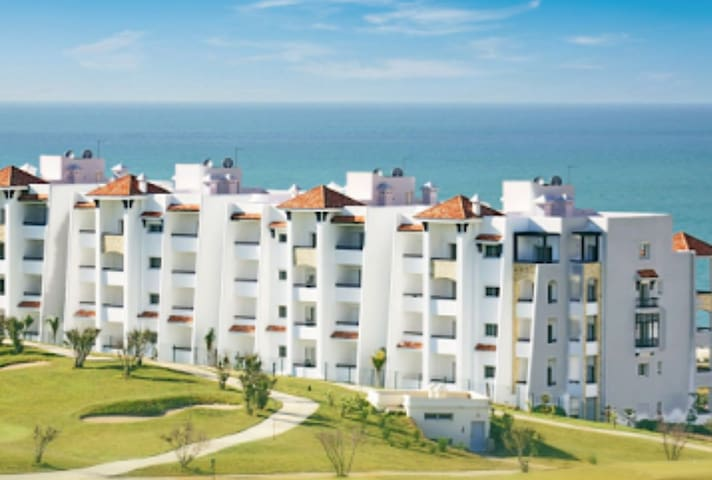 Cozy Apt at Asilah Marina Golf