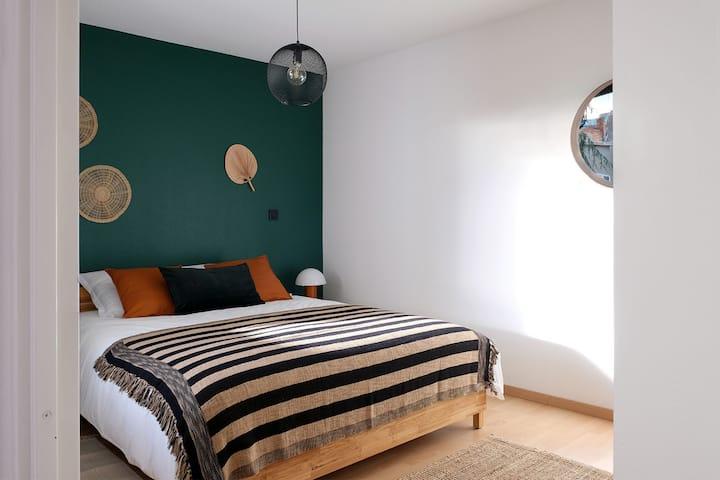 Bel appartement calme & lumineux au cœur de Roanne