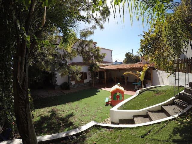 Villa Deluxe en Santa Cruz