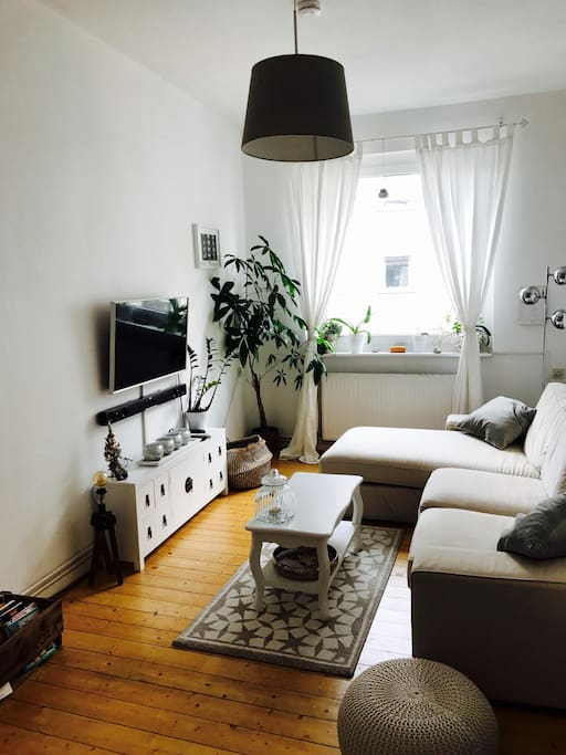 tolle 2 zimmer wohnung in linden appartamenti in affitto a hannover nds germania. Black Bedroom Furniture Sets. Home Design Ideas