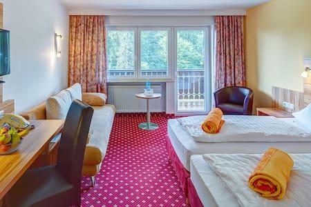 Unser Hotel Christel im wunderschönen Spessart