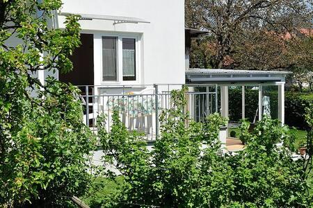 Erdgeschoss Apartment - Neukirch