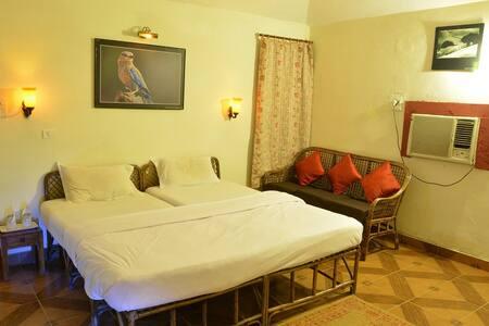 Studio Cottage in Resort near Kanha Madhya Pradesh