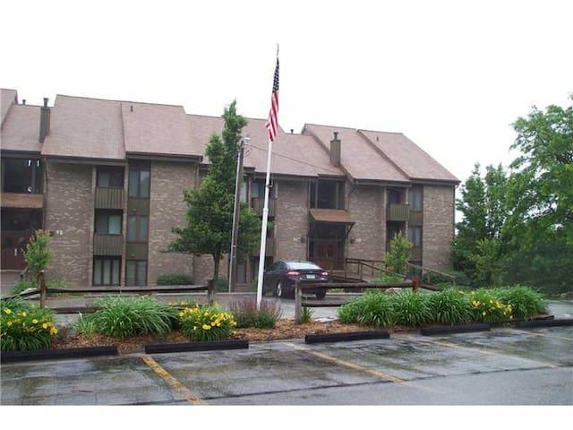 Seven Springs Pennsylvania Resort Area Condo