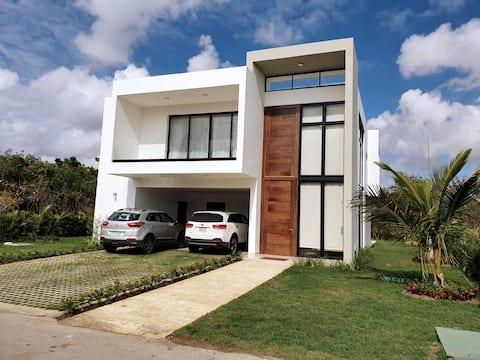 Villa 328 Golf Playa Nueva Romana