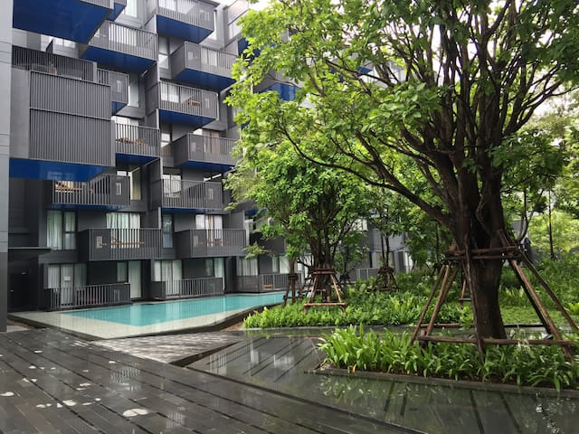 modern luxury condominium with 2 swimming pools - Tambon Patong - Departamento