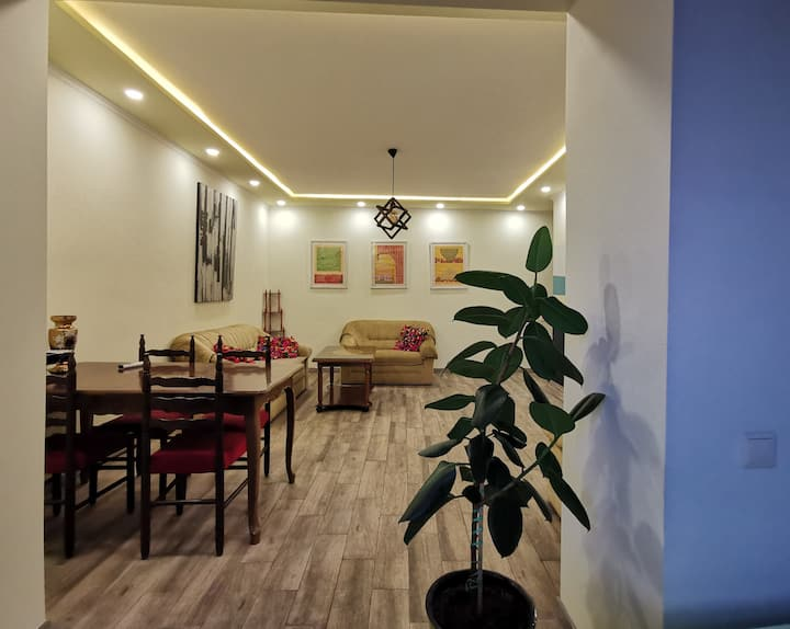 WELCOMING in Yerevan-Sunny, Cozy and Well Located!
