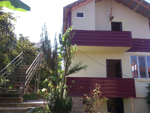 Two Bedroom Apartments With Bathroom and Balcony - Batumi - House