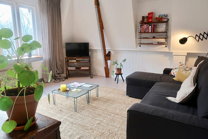 B&B W106 - Private Floor, Green View