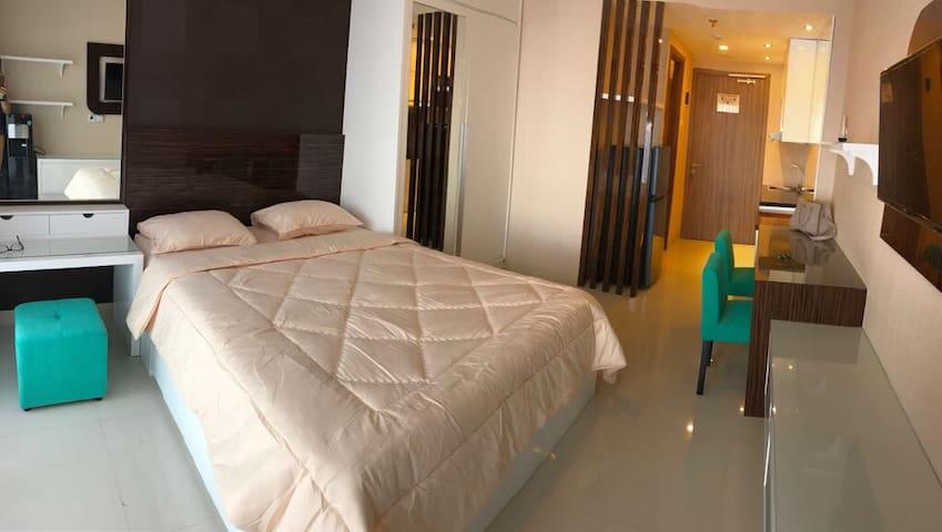 TOSCA room at CIUMBULEUIT
