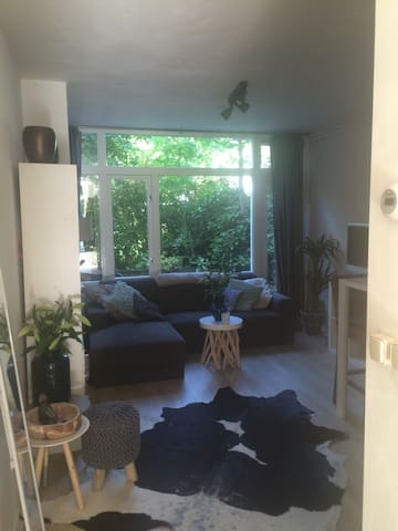 Lovely apartment with garden - Amsterdam - Apartemen