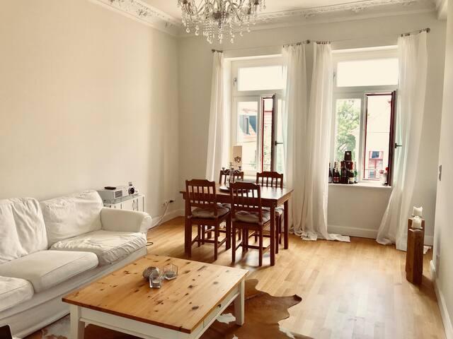Stil Altbau in Leipzig, Kernsaniert, Ganze Wohnung