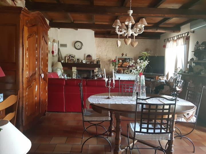 Villa aux portes des Cévennes