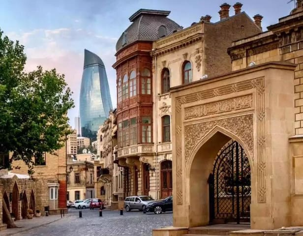 Fabulous Baku Сказочный Баку