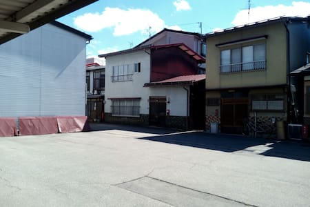 8 min station.Traditional Home Stay very low cost! - 高山市