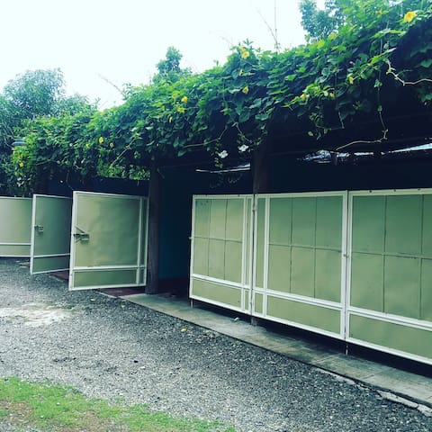 Guest rooms at Forest Resort, Quezon Nueva Ecija
