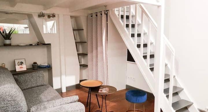 Appartement cosy moderne et idéalement situé