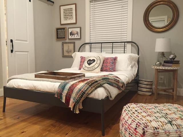 Living & Sleeping Space