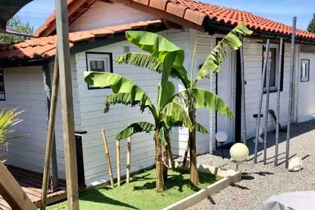 Maison chalet contemporain proche Lacanau océan