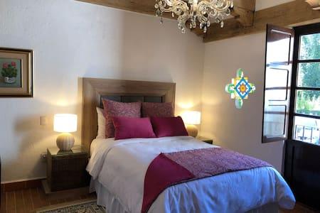La habitación encanto tiene una adorable vista
