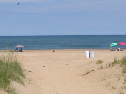 Gemütliche Oceanfront Beach Cottage