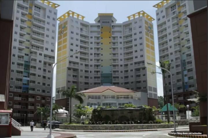 Healing place at central condominium 1 in Q.C