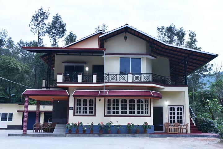 Mathvik Bungalow Chikmagalur