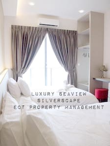 Silverscape Luxury Residence Studio Sea View - Melaka - Huoneisto