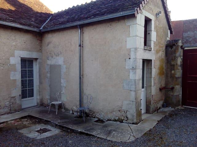 maison meublée  chateaux de loire et pnr brenne - Buzançais - Ev