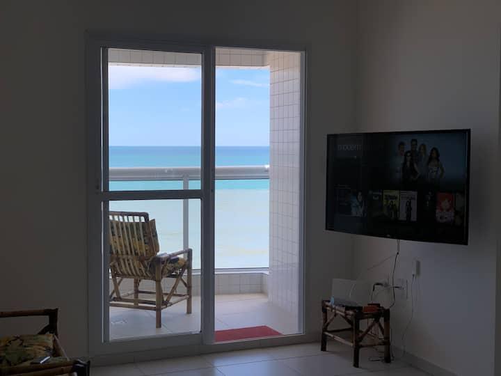 vista espetacular para o mar +WIFI
