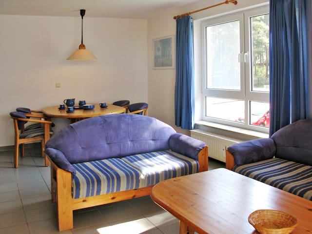 65 m² apartment Ferienanlage Blaumuschel  in Lubmin for 4 persons