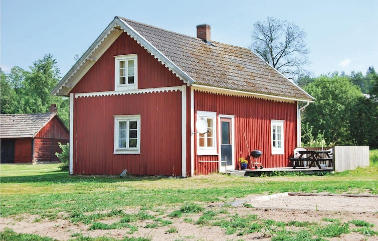Holiday cottage with 2 bedrooms on 52m² in Linneryd