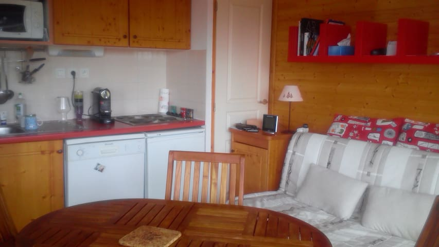 Appartement ETE-HIVER Chamrousse famille ou couple - Chamrousse - Flat