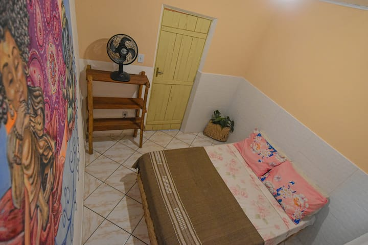 HOSTEL DOUBLE ROOM - CHAPADA DIAMANTINA