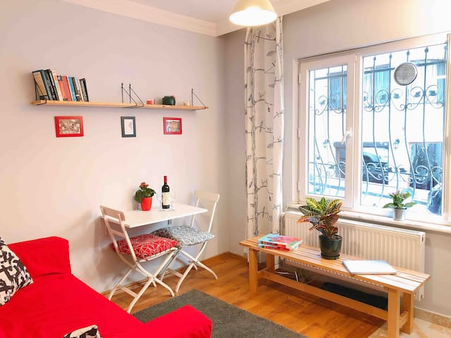 Lovely Flat in the Heart of Cihangir