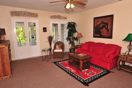 Historical Room Downtown - New Braunfels - Apartment