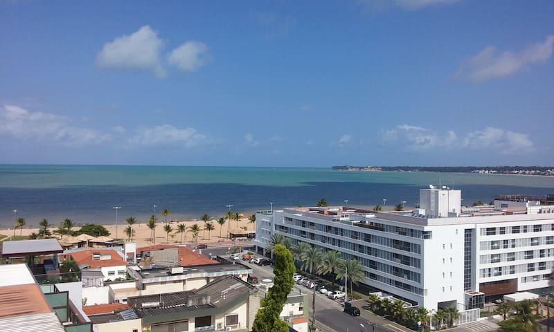 Apartamento no coração da praia de Tambaú