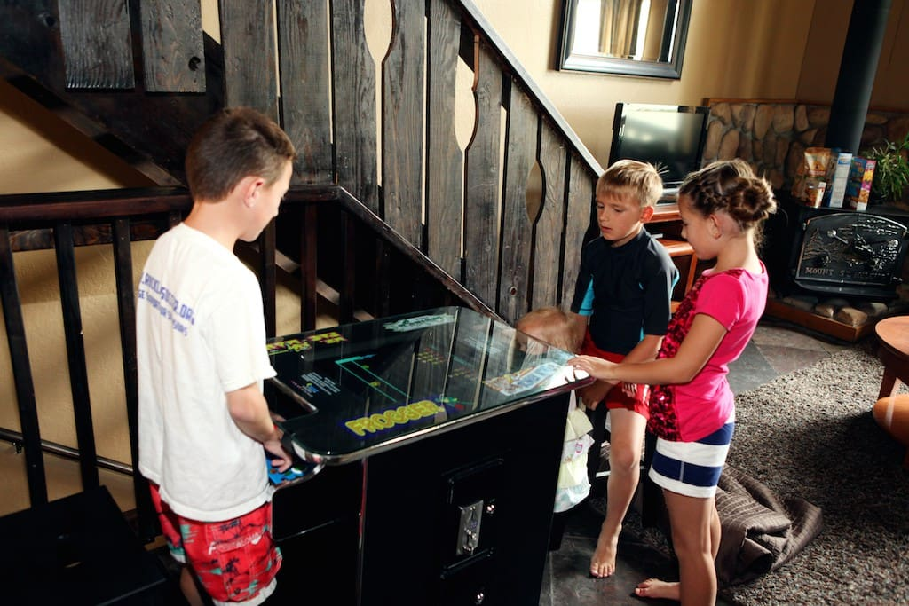 Pacman arcade for the kids or kids at heart