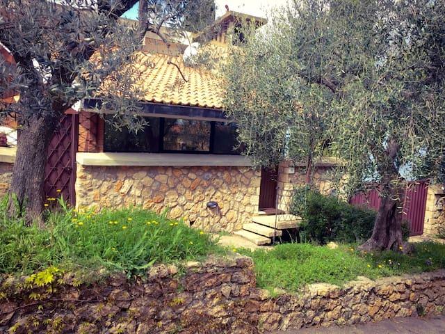 Villa with terrace - Porto Santo Stefano - Дом
