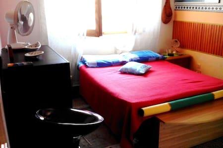 Camera doppia con cucina, Wi-Fi, balcone. - Reggio Calabria - Διαμέρισμα