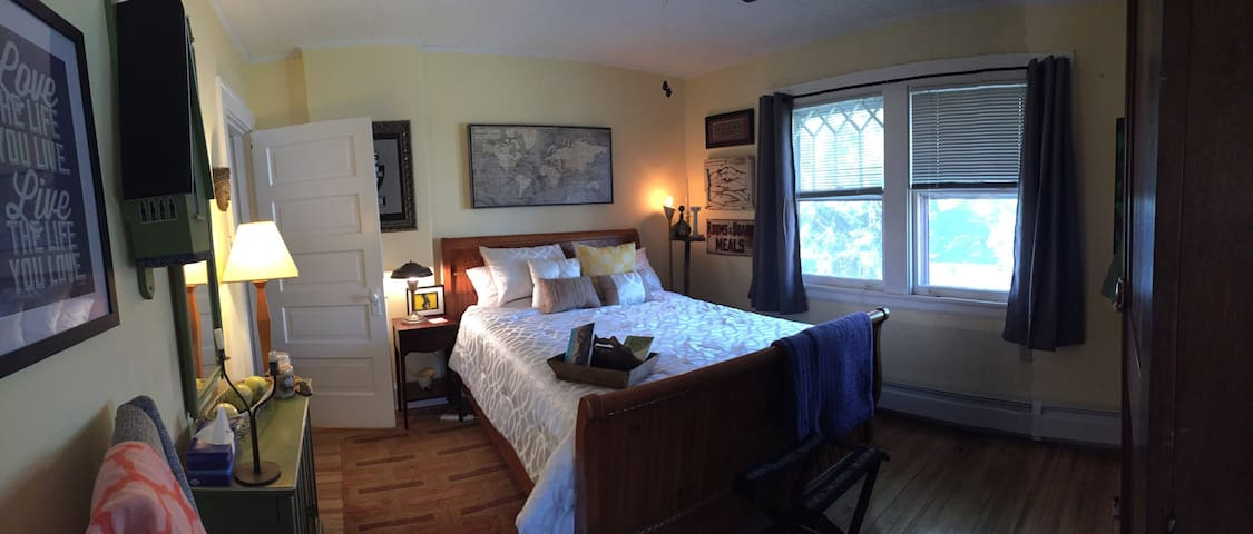 Historic Montford Apartment - Asheville - Apartment