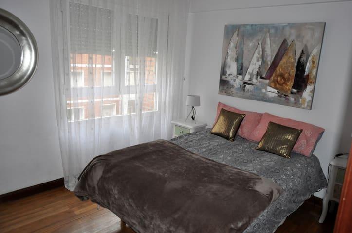 WIFI+3MIN BILBAO CENTRO EN METRO - 畢爾巴鄂 - 公寓