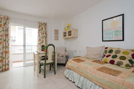 Apartamento muy centrico +wifi - Granada - Leilighet