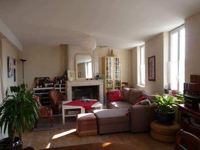 Chambre avec lits superposés - Niort - Apartment