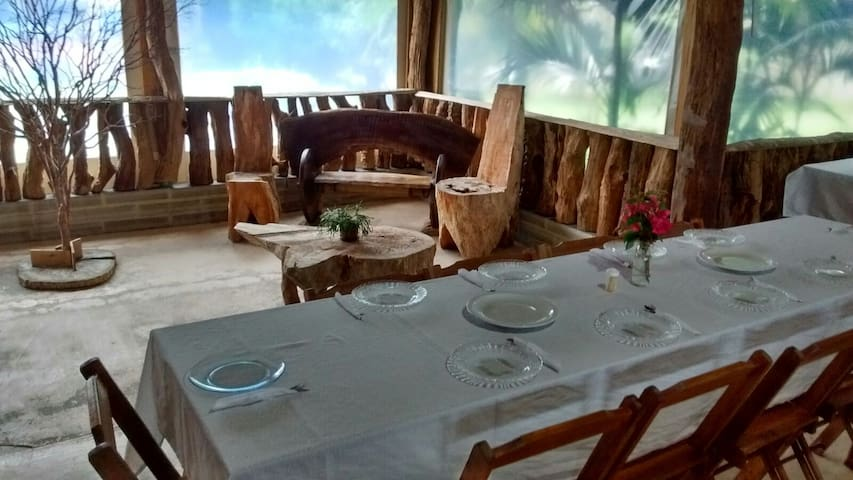 sitio colina - Presidente Nereu - Bed & Breakfast