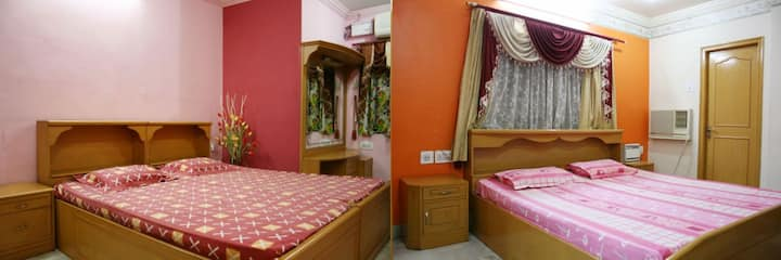 Double Bedroom fully furnished flat
