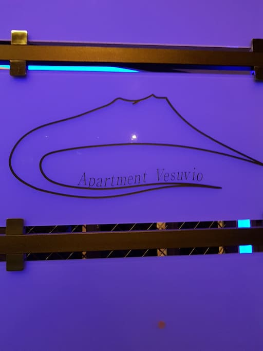 LOGO APARTMENT VESUVIO