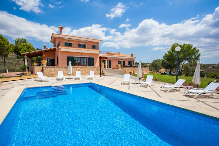 VILLA IMAGINE - Palma - Casa de campo
