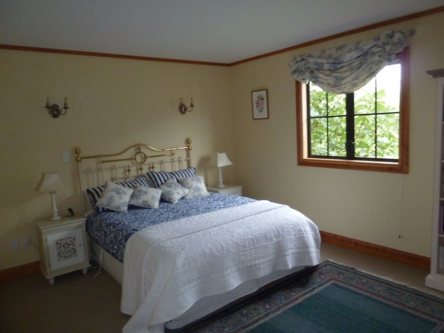 Main Bedroom - has adjoining Dressing Room and En Suite