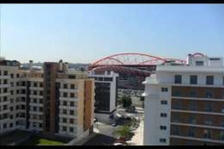 T1 Junto ao Estádio do Benfica - Lisboa